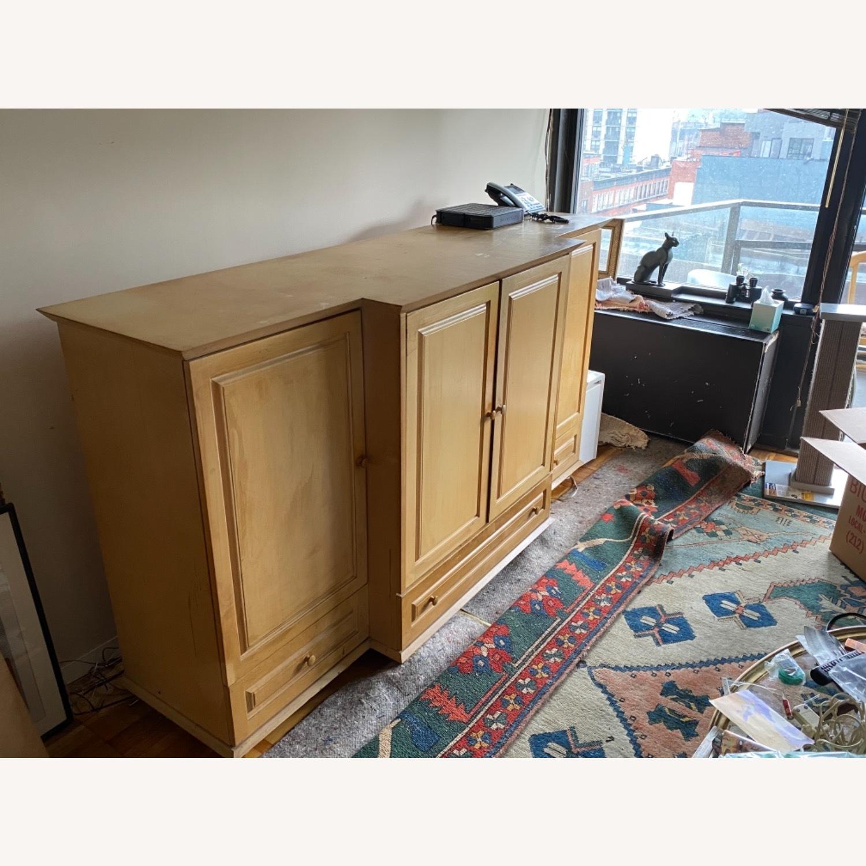 Custom Entertainment Cabinet - image-8