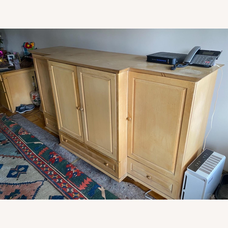 Custom Entertainment Cabinet - image-3