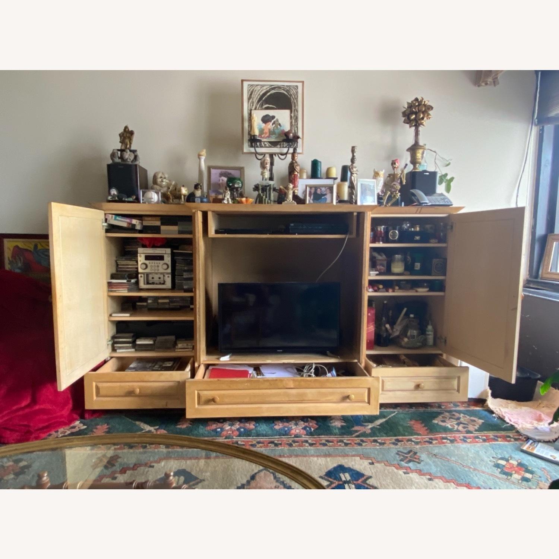 Custom Entertainment Cabinet - image-2
