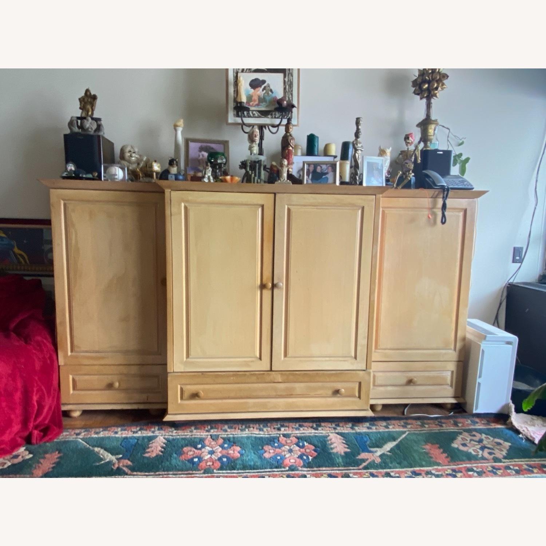 Custom Entertainment Cabinet - image-1