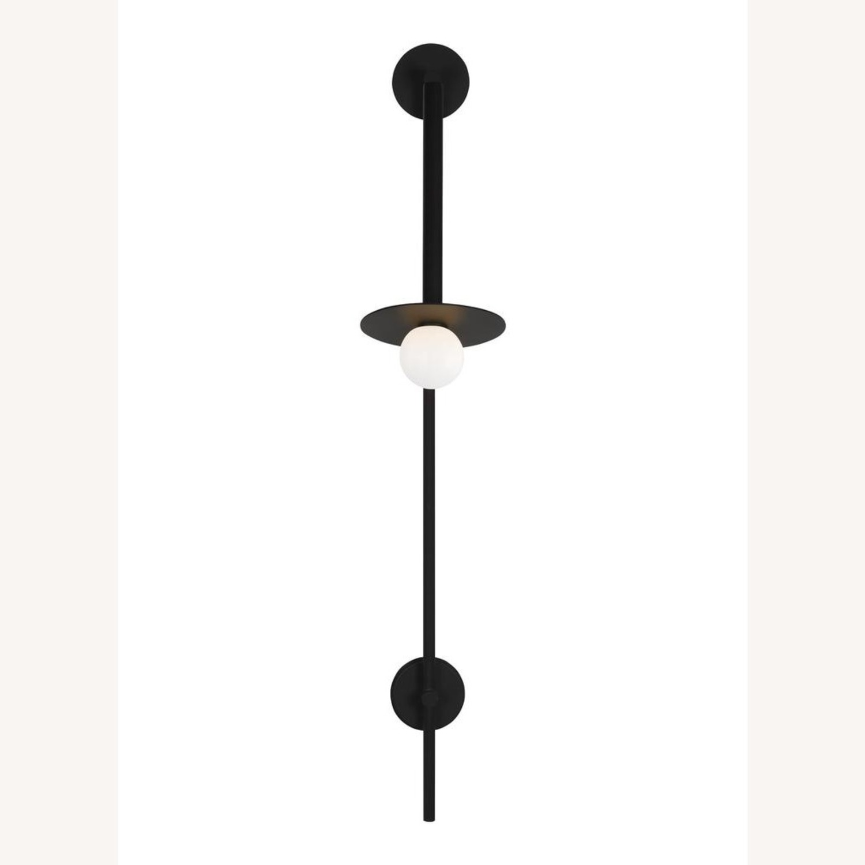 Kelly Wearstler Black Nodes Wall Sconce - image-2