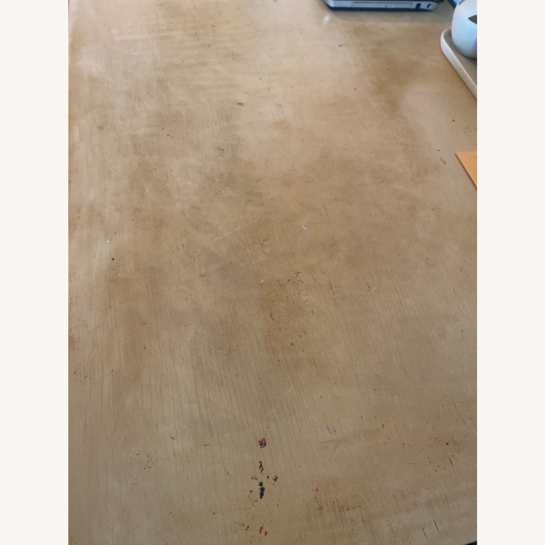 Custom Wood Desk - image-3