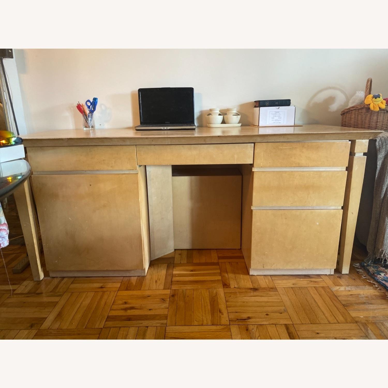 Custom Wood Desk - image-6