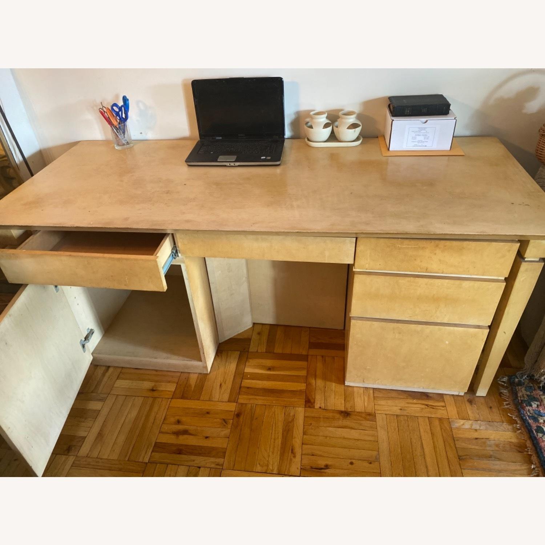 Custom Wood Desk - image-5
