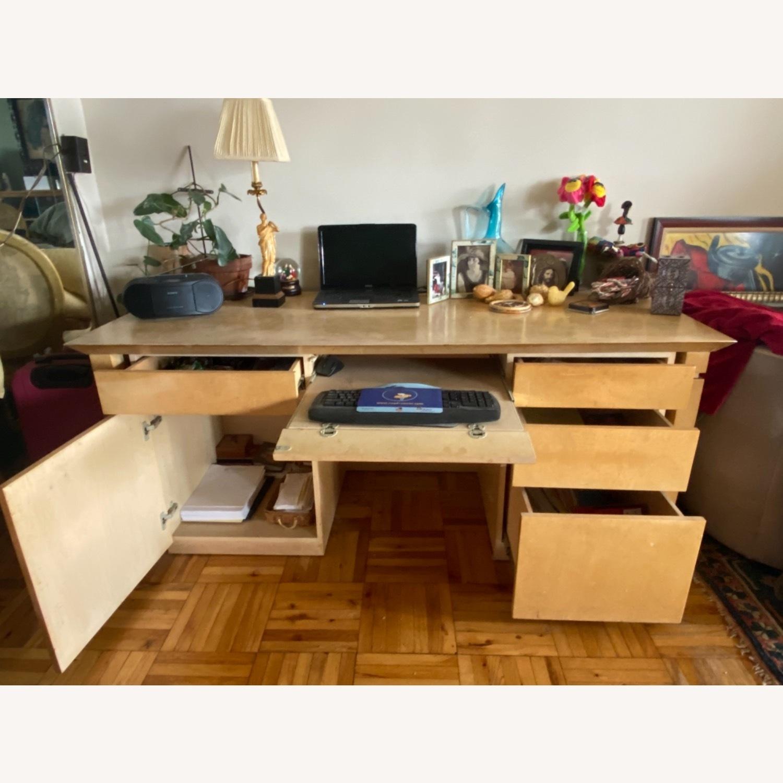 Custom Wood Desk - image-2