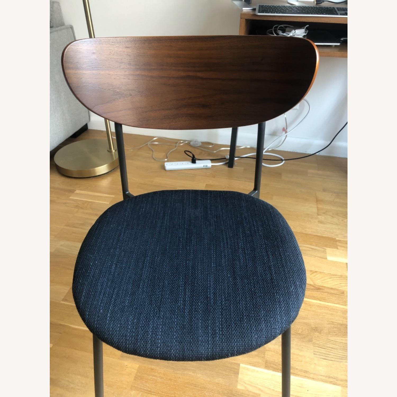 West Elm Mid Century Modern Petal Dining Chair - image-3