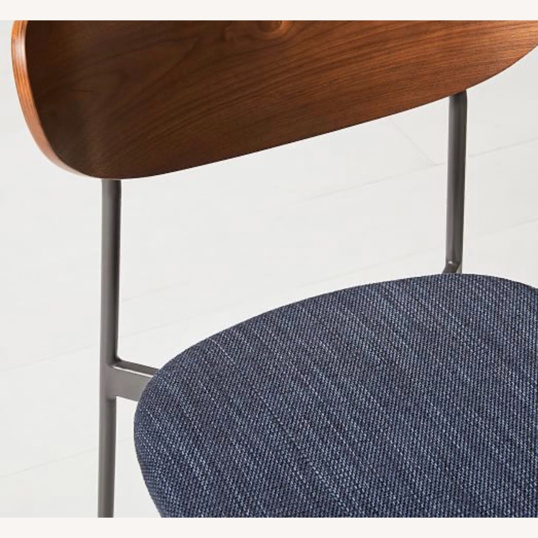 West Elm Mid Century Modern Petal Dining Chair - image-2