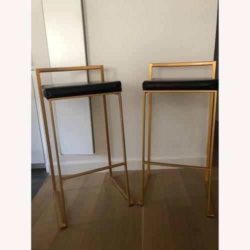 Used LumiSource Barstools (2) for sale on AptDeco