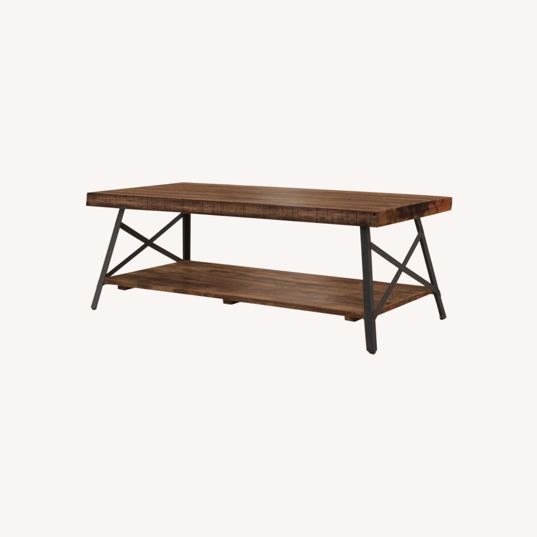 Cruz Coffee Table with Storage - image-0