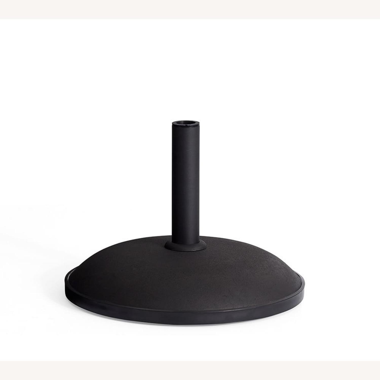 Pottery Barn Concrete Umbrella Base, 66 lbs. - image-2