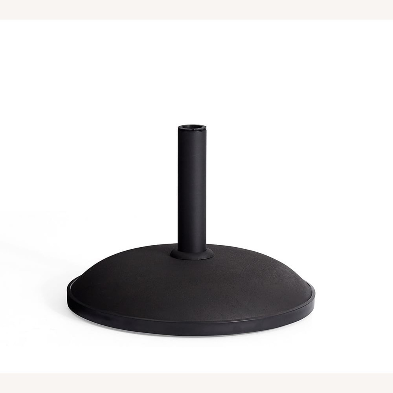 Pottery Barn Concrete Umbrella Base, 66 lbs. - image-1