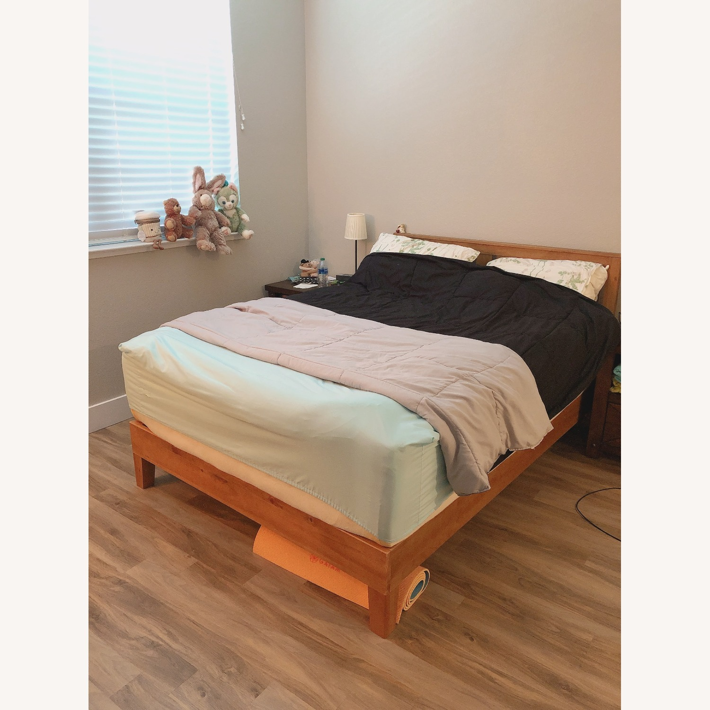 Morgan Hill Platform Bed (Full size) - image-2