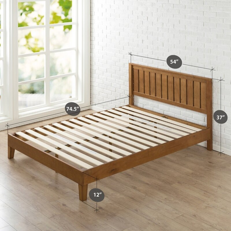 Morgan Hill Platform Bed (Full size) - image-3