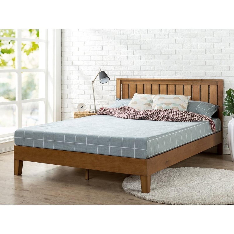 Morgan Hill Platform Bed (Full size) - image-1
