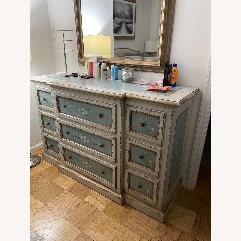 Soho Dresser Decorated Spring - image-2