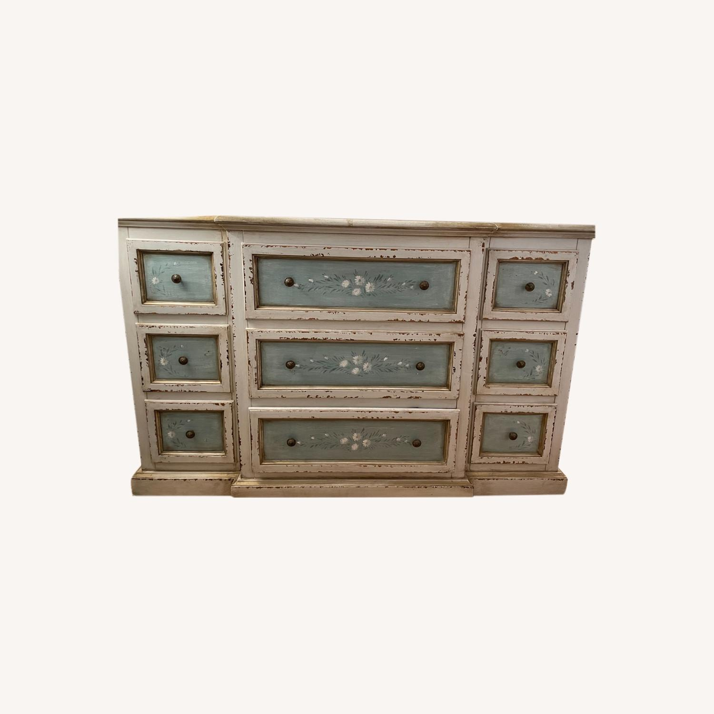 Soho Dresser Decorated Spring - image-0