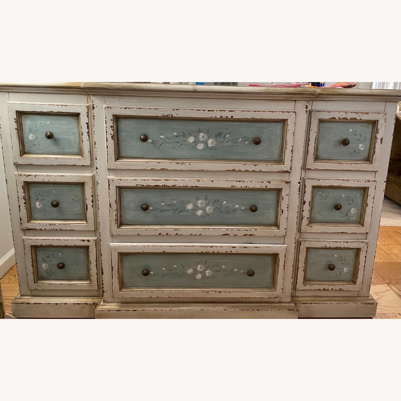 Soho Dresser Decorated Spring - image-1