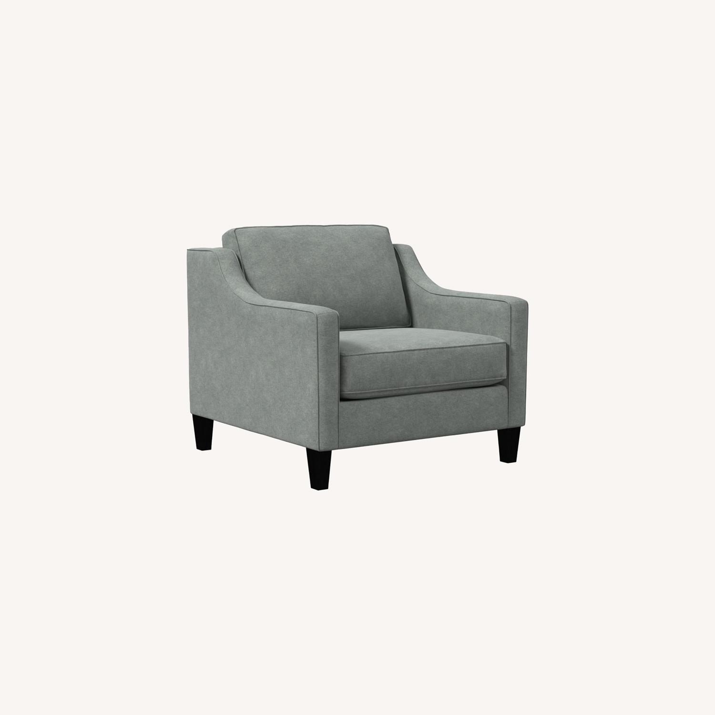 West Elm Paidge Arm Chair - image-0