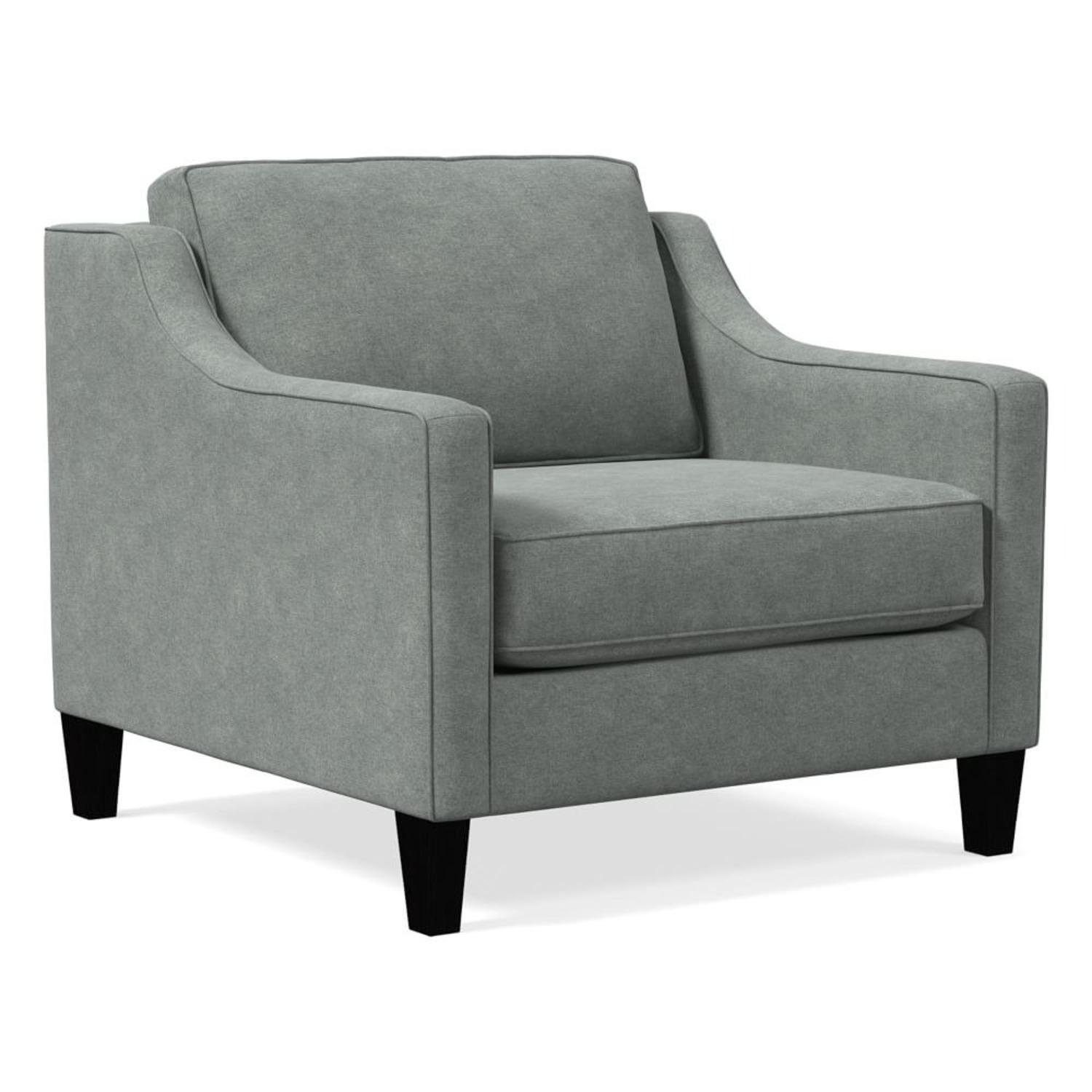 West Elm Paidge Arm Chair - image-3