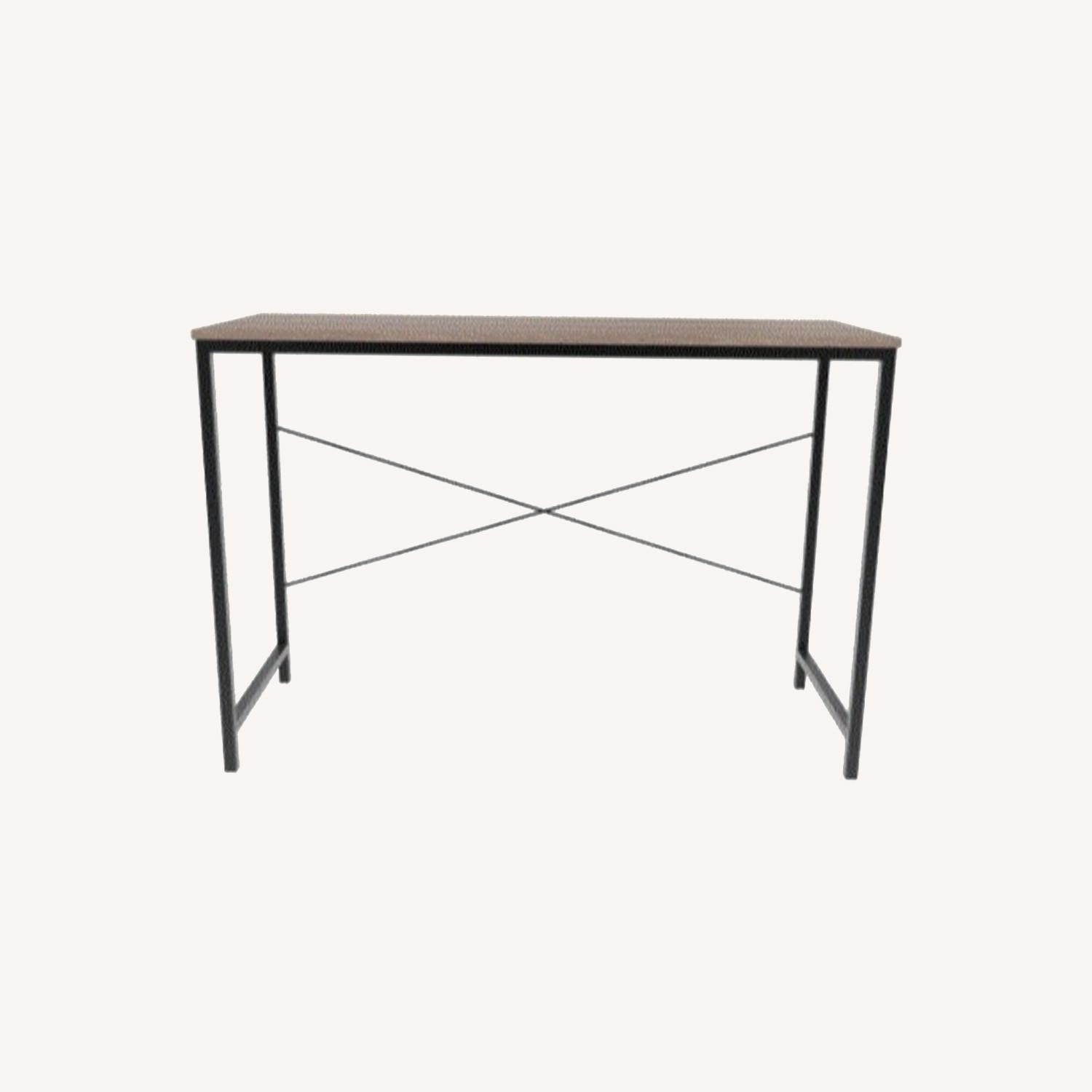 Rubbermaid Modern Console Table - image-0