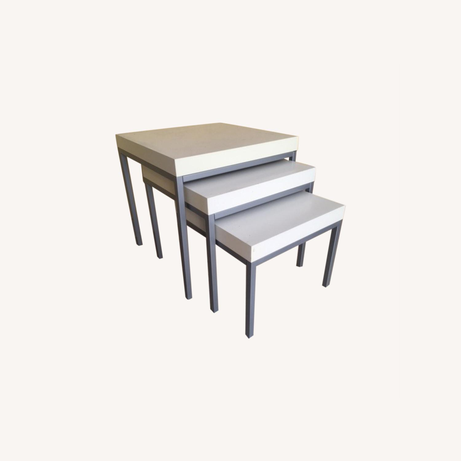 Nested Coffee Tables - image-0
