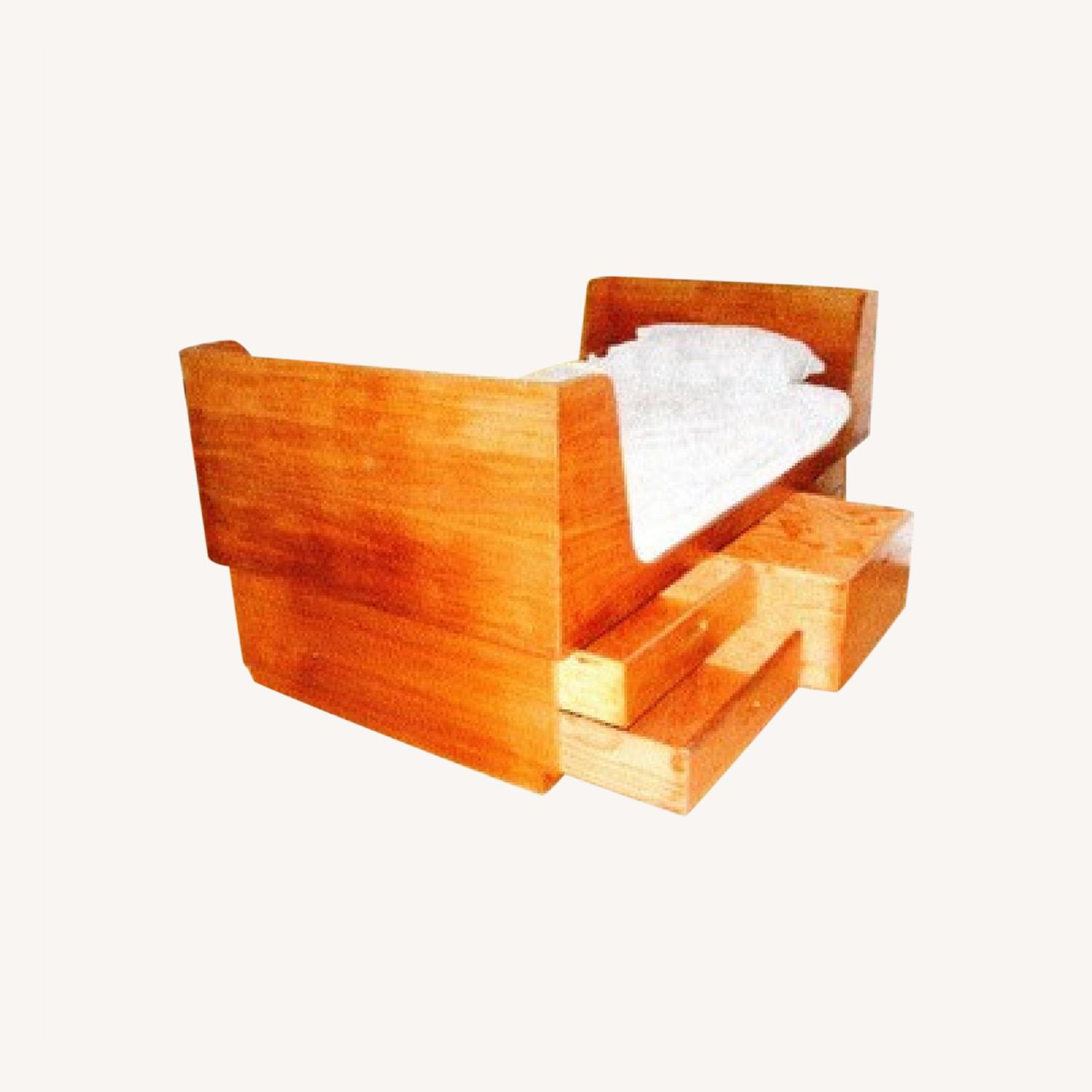 Bed Twin with 5 Storage Drawers - image-0