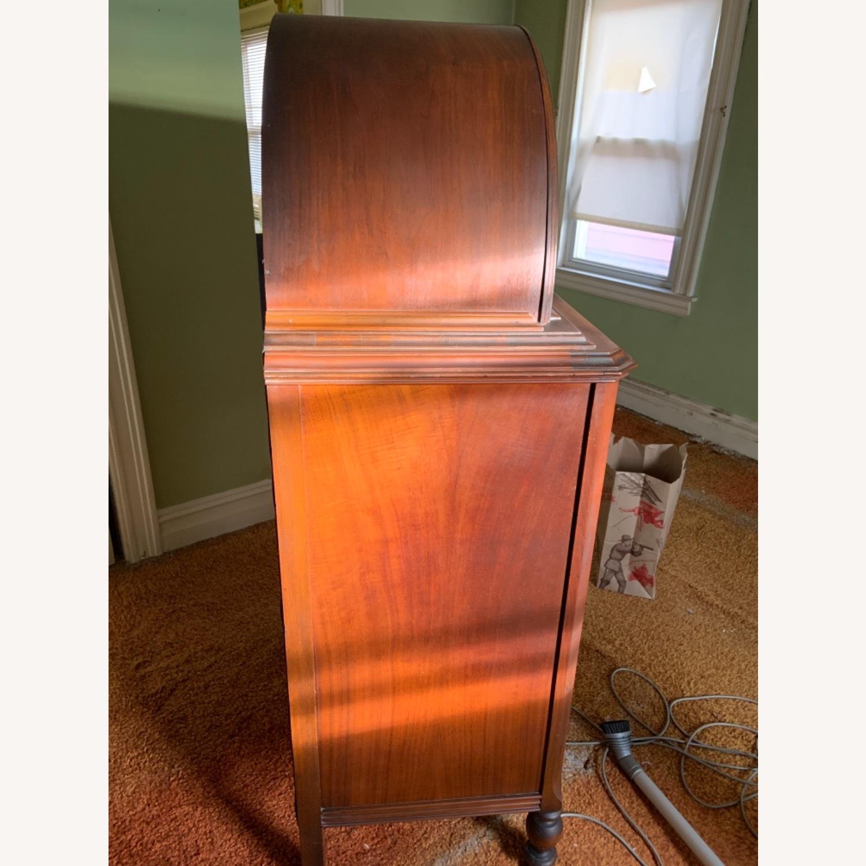 Antique Dresser Art Deco / Jacobean Highboy - image-7