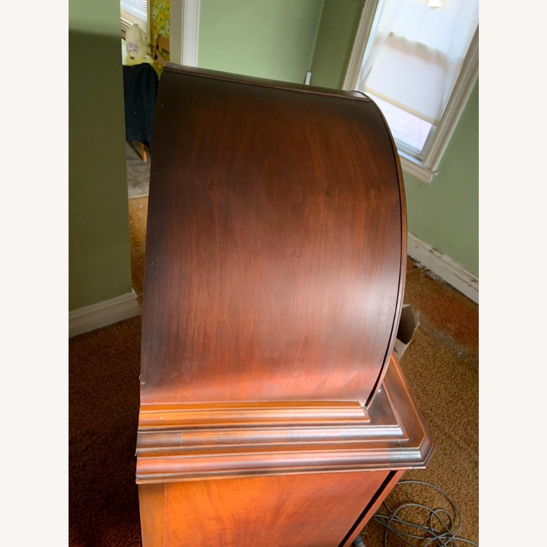 Antique Dresser Art Deco / Jacobean Highboy - image-8