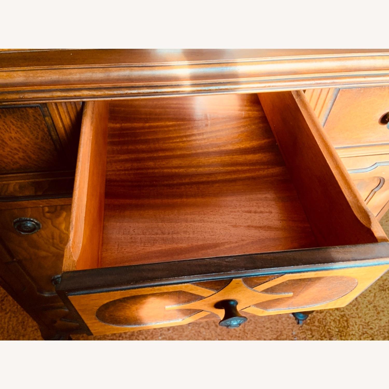 Antique Dresser Art Deco / Jacobean Highboy - image-10