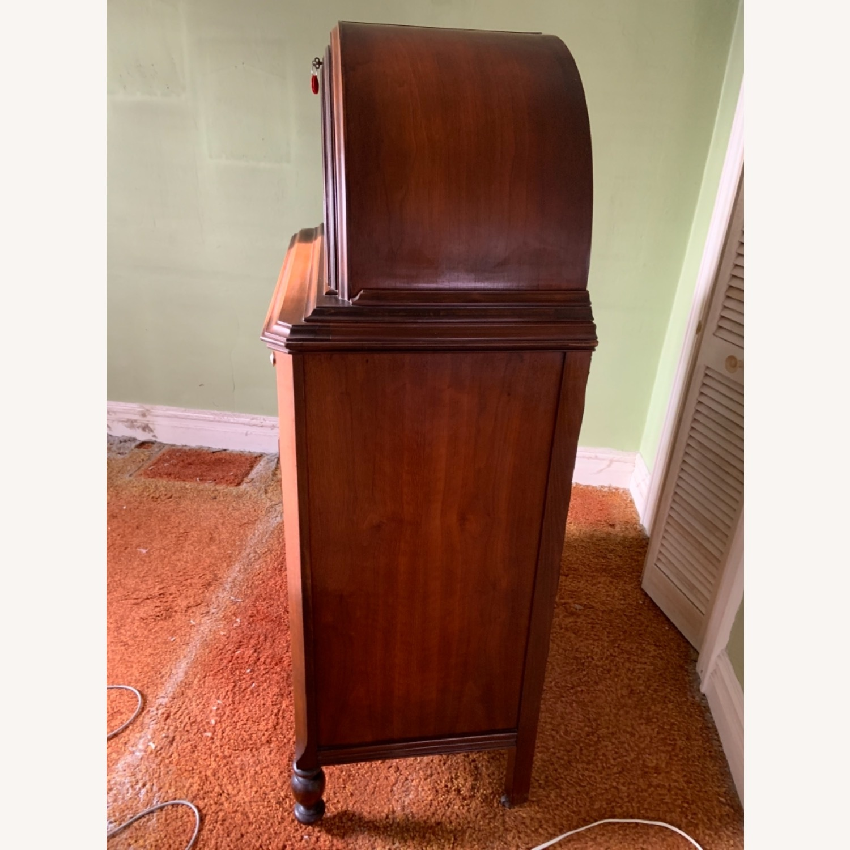 Antique Dresser Art Deco / Jacobean Highboy - image-12