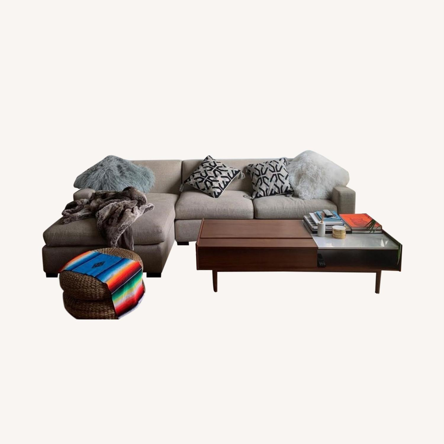 Lillian August Sectional - image-0