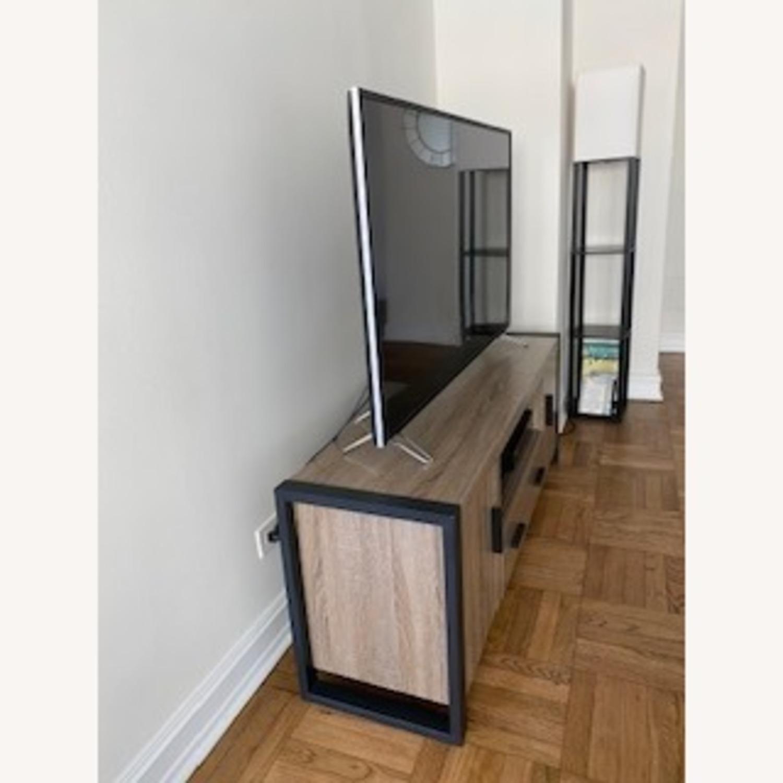 Walker Edison Urban Blend TV Stand - image-2