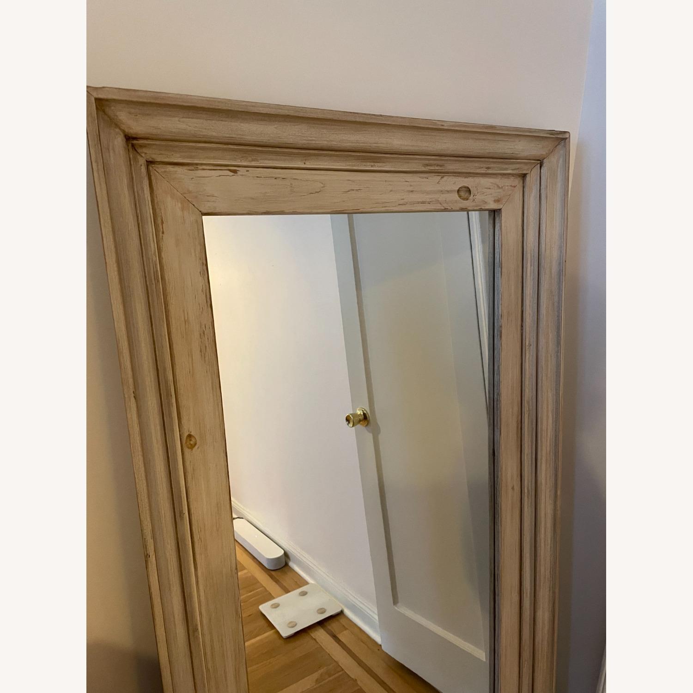 Custom Farmhouse Standing Floor Mirror - image-2