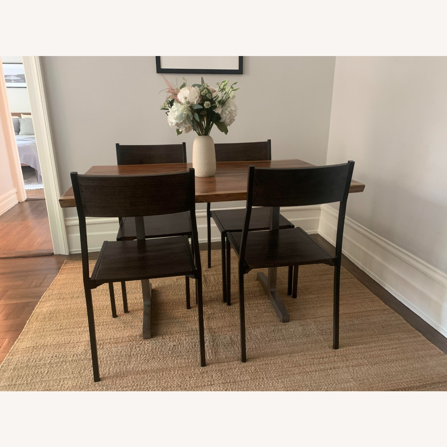 From the Source Oxidized Mango Dining Chairs - image-1