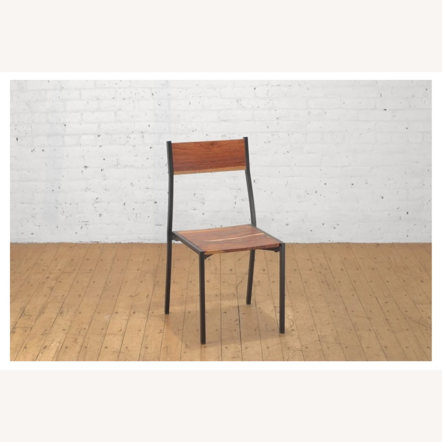 From the Source Oxidized Mango Dining Chairs - image-0