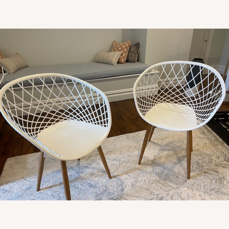 CB2 Sidera Chairs - image-2