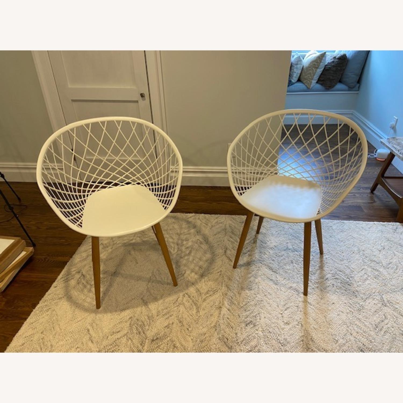 CB2 Sidera Chairs - image-1