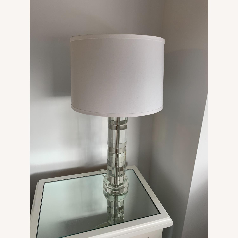 Ralph Lauren Acrylic Table Lamp - image-3