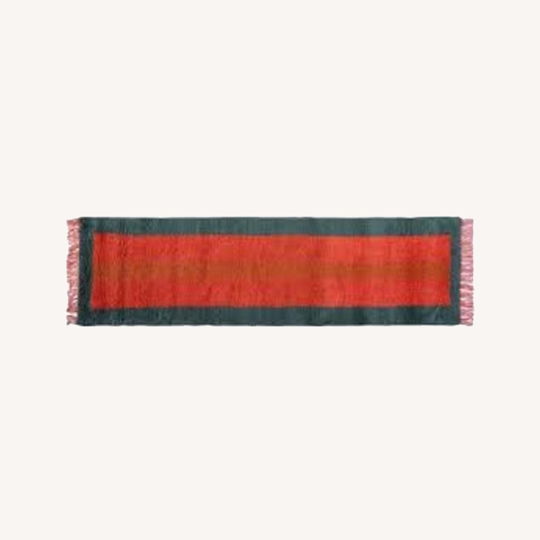 Revival Rugs Wool Runner - image-0