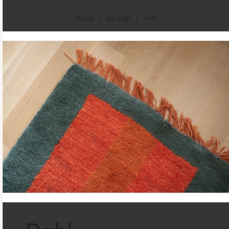 Revival Rugs Wool Runner - image-5