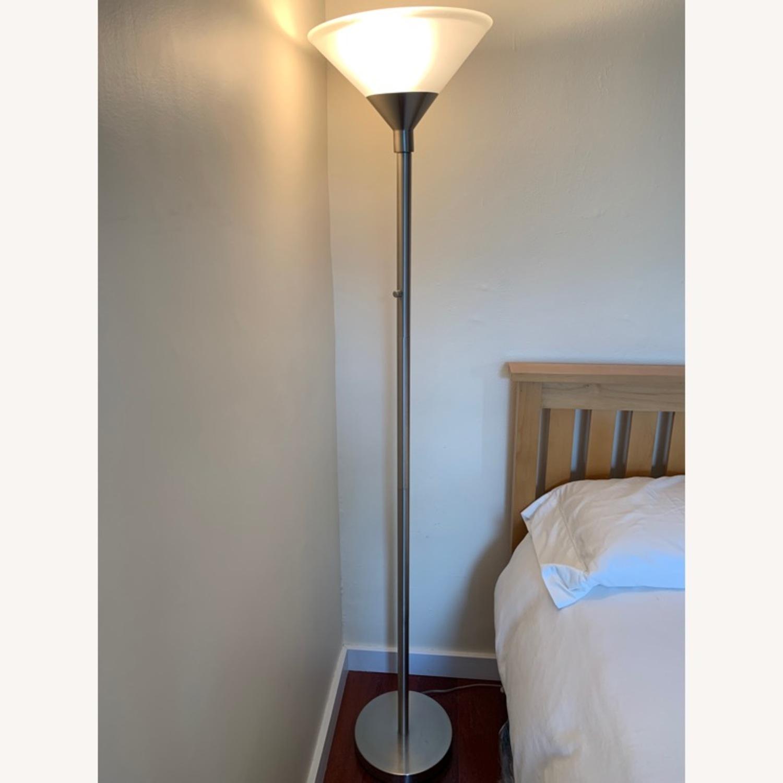 Metal Floor Lamp - image-0