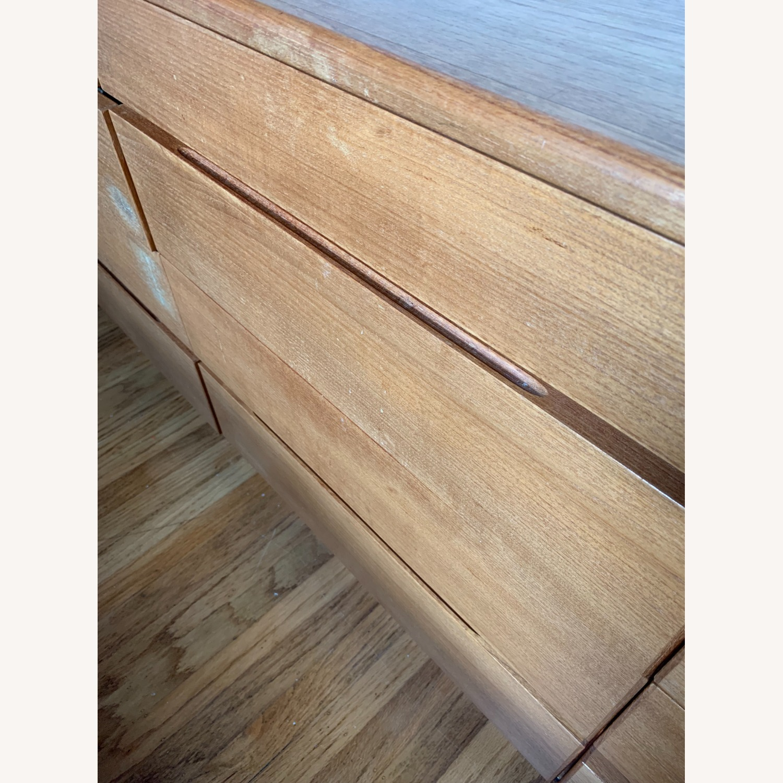 Teak Veneer Dresser - image-5