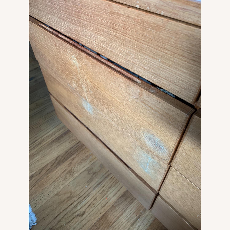 Teak Veneer Dresser - image-4