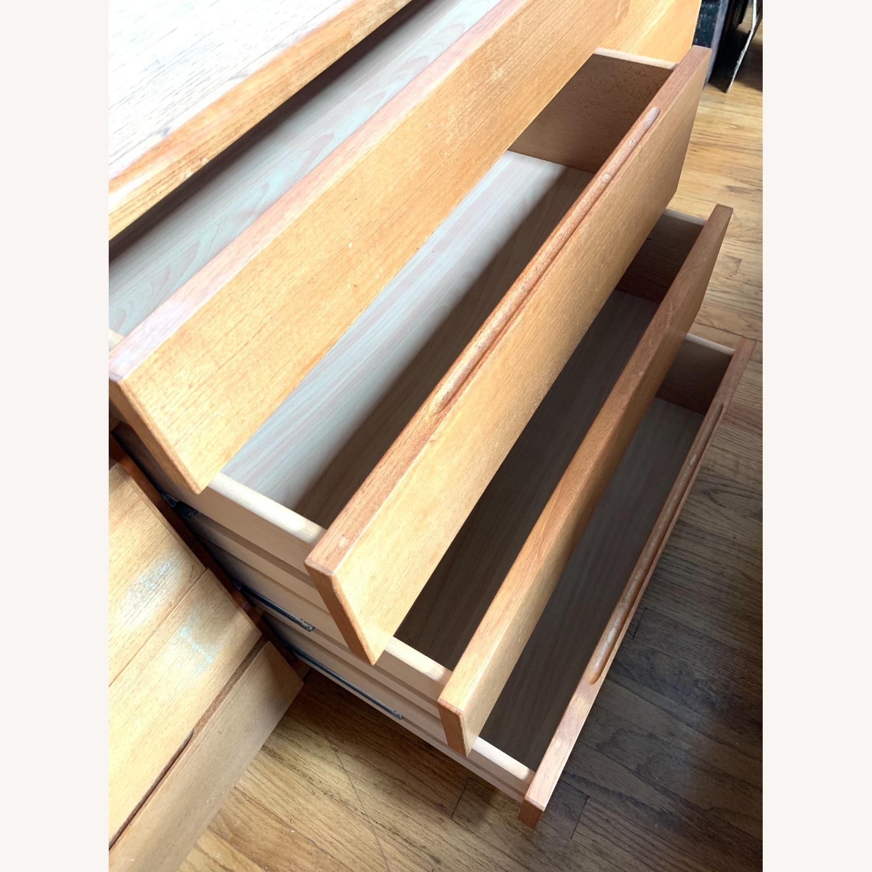 Teak Veneer Dresser - image-2