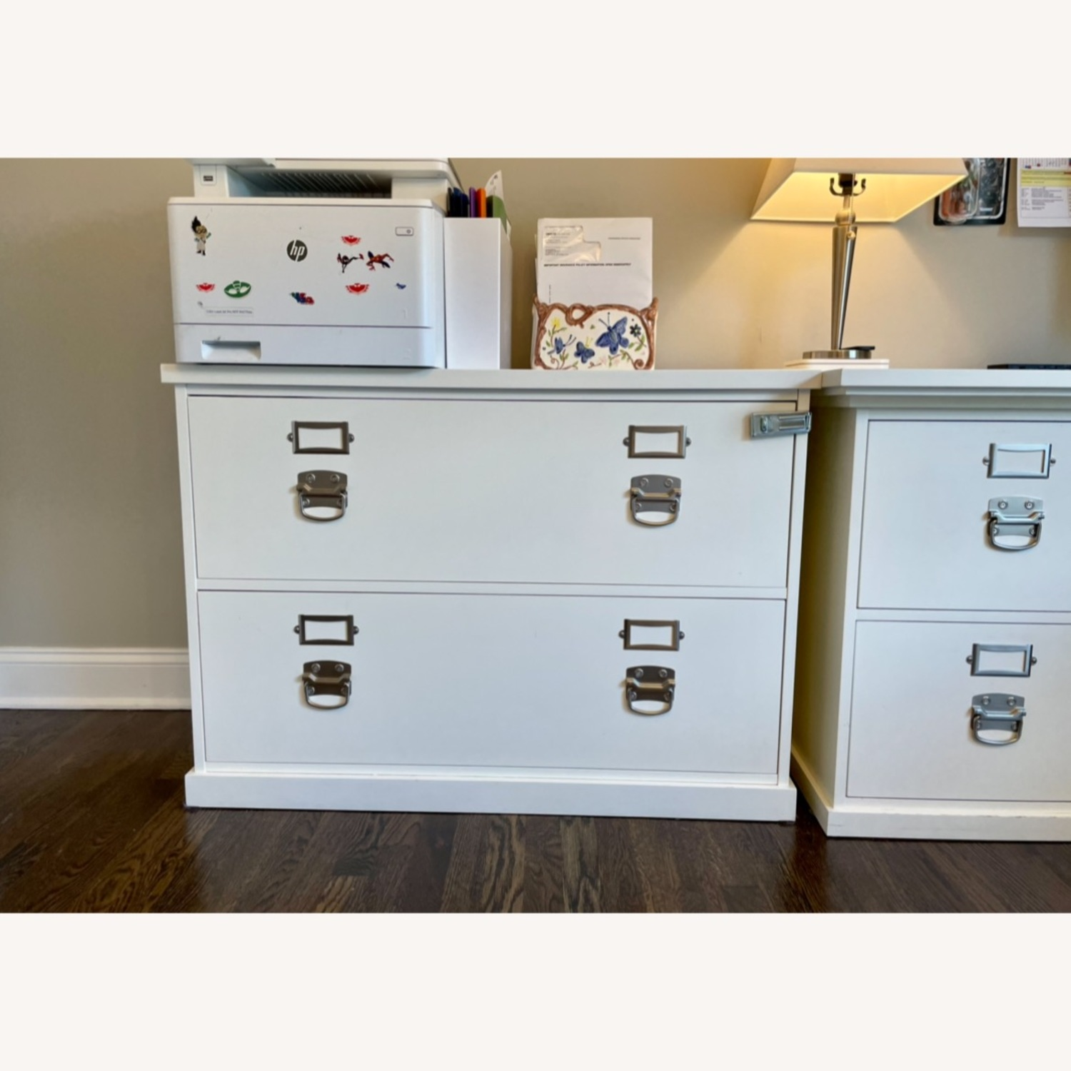 Pottery Barn Bedford Lateral File Cabinet - image-4