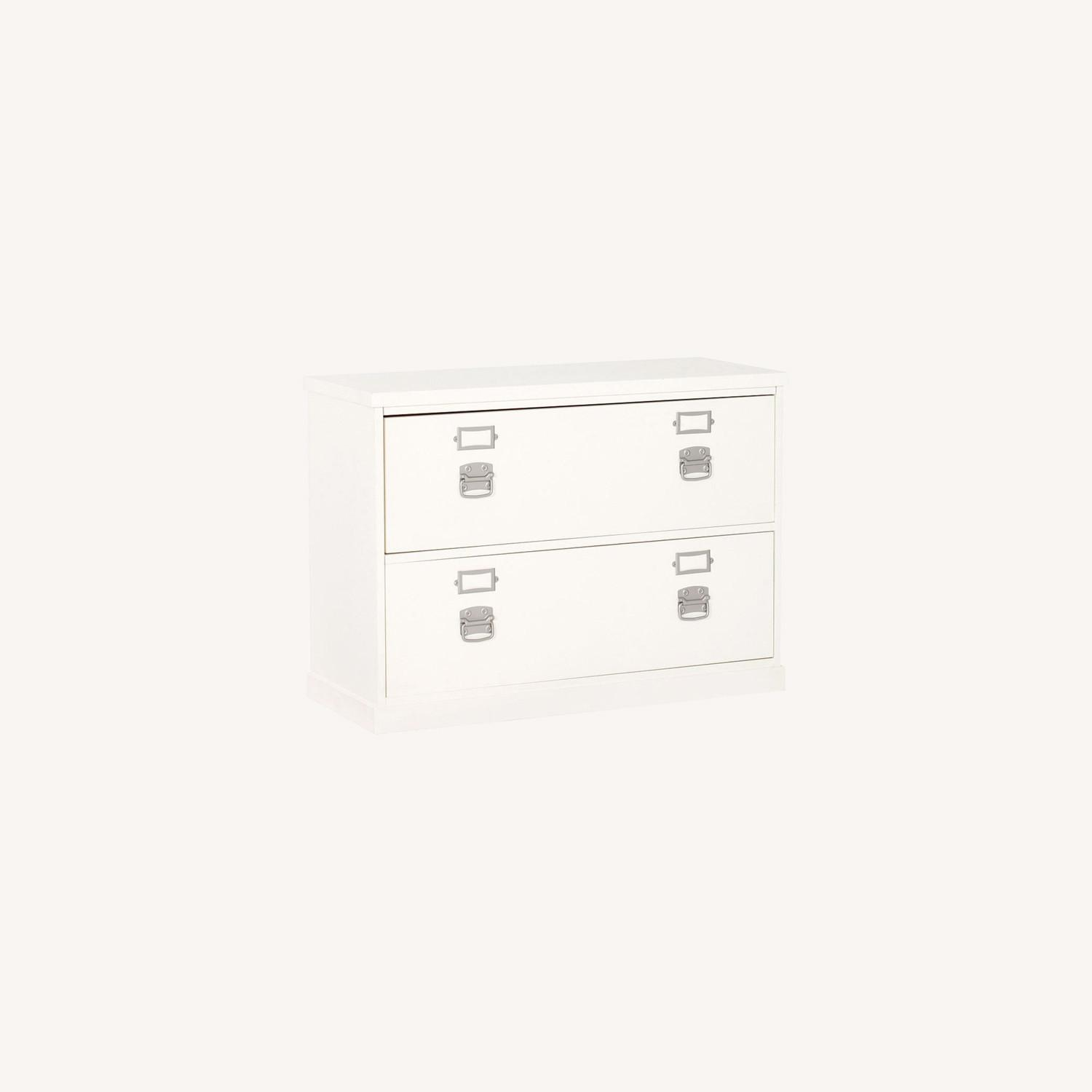 Pottery Barn Bedford Lateral File Cabinet - image-0