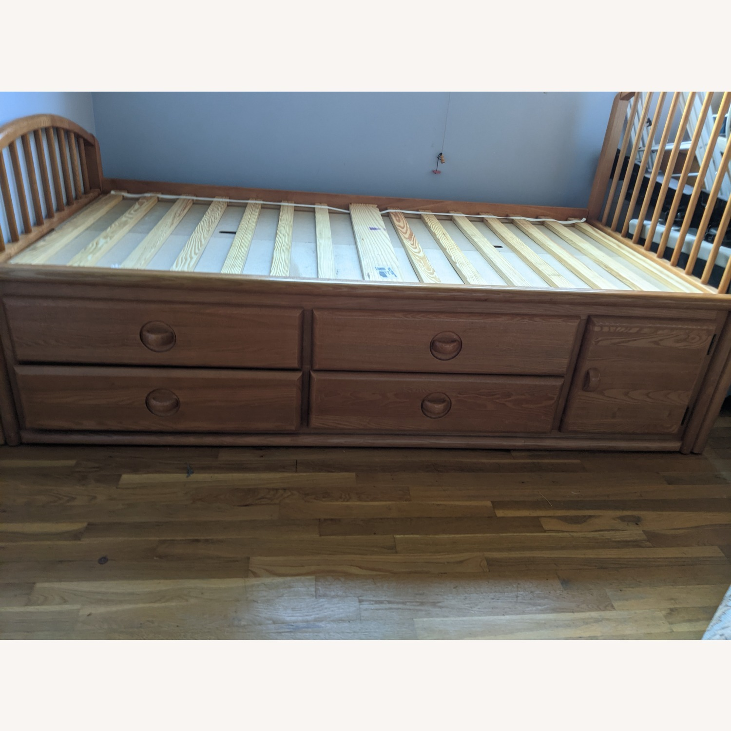 Stanley Furniture Twin Captain's Bed with Drawer Storage - image-1