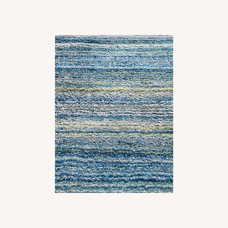 Wayfair Blue Handmade Area Rug - image-0