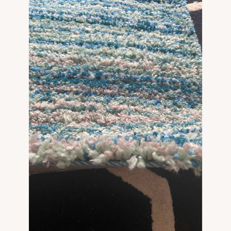 Wayfair Blue Handmade Area Rug - image-4