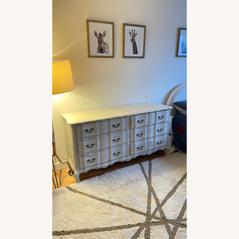 Restoration Hardware Marais Wide Dresser - image-3